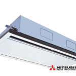 Binnendeel 2-zijdige uitblaas cassette inbouwmodel Mitsubishi AIRMADE