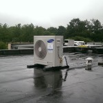 Buitendeel airconditioning Samsung AIRMADE