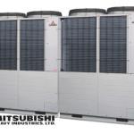 KX6 VRF susteem Mitsubishi AIRMADE