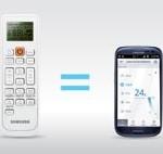 infrarood-bediening-of-wifi Samsung AIRMADE
